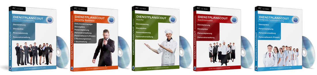 Dienstplan Software
