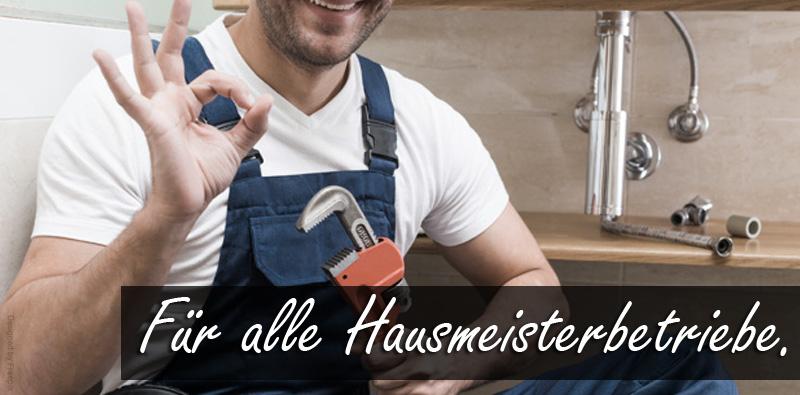 Mit Scoutsystems Software für Hausmeister