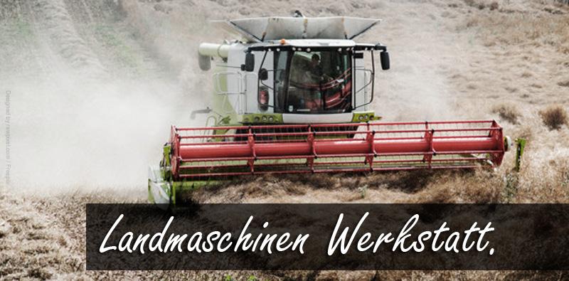 Mit Scoutsystems Software Landmaschinen Werkstatt