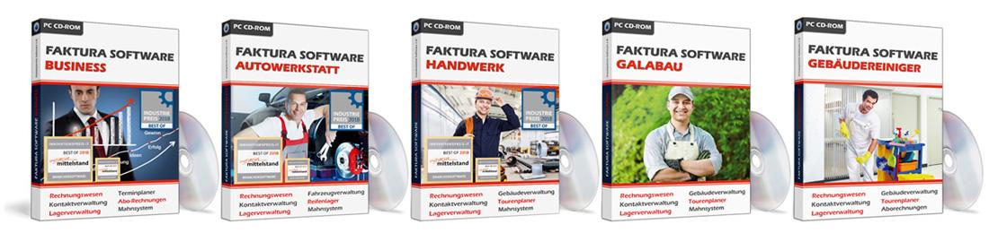 Faktura Software Rechnungsprogramme