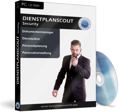 Dienstplanscout Security Sicherheitsdienste Software
