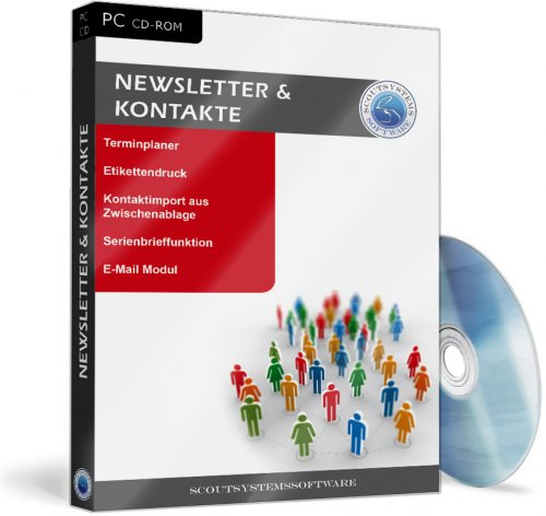 Newsletter und Kontakte Marketing Software